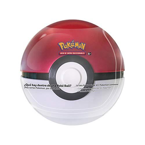 Pokemon TCG: Poké Ball Winter Tin - Español at Random