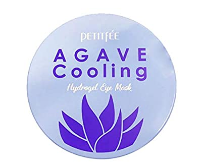 [Petitfee] Agave Cooling Hydrogel Eye Mask 84g (60ea) by Petitfee