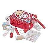 New Classic Toys Non Valise de Docteur, 18291, Red