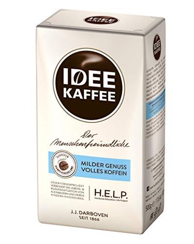 Idee Kaffee Classic Gemahlen Menschenfreundlich 12x500gr