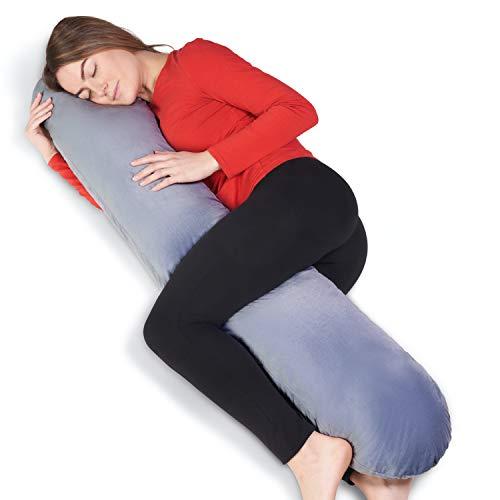 Byre® Support Pillow | 2 SIZES | Premium Shredded Memory Foam Filling | UK...