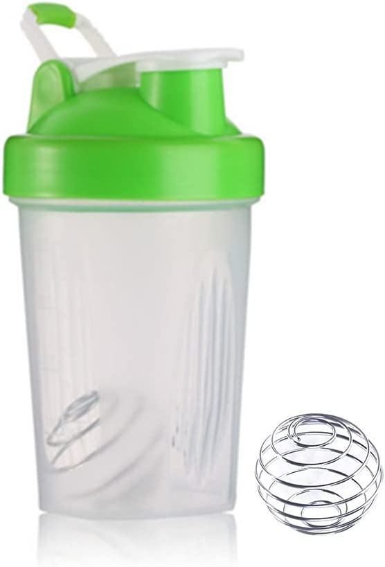 Blender Shaker Max 89% OFF Bottle with Classic Ranking TOP13 Top Loop Bal Whisk Stainless