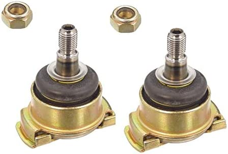 Genuine Pair Set of 2 Virginia Beach Mall Suspension For Front Outer BMW Rapid rise Joint Ball