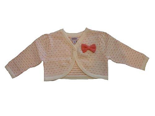 Mexx - Baby Strick-Bolero Mädchen Paper Gr. 56-68 62