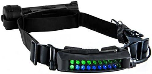 FoxFury San Antonio Mall Command 20 Stealth Scuba Headlamp Nashville-Davidson Mall Black