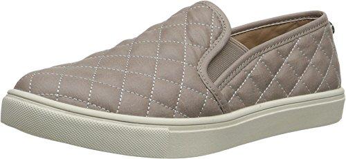 Steve Madden Women's Ecentrcq Sneaker, Grey, 8.5 M
