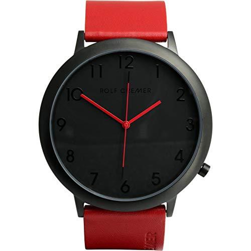 Rolf Cremer Damen-Armbanduhr Jumbo 2 Analog Quarz 495110