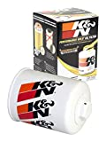 1991 Infiniti Q45 Performance Air Filters - K&N Premium Oil Filter: Designed to Protect your Engine: Fits Select NISSAN/MERCURY/INFINITI/SUBARU Vehicle Models (See Product Description for Full List of Compatible Vehicles), HP-2008