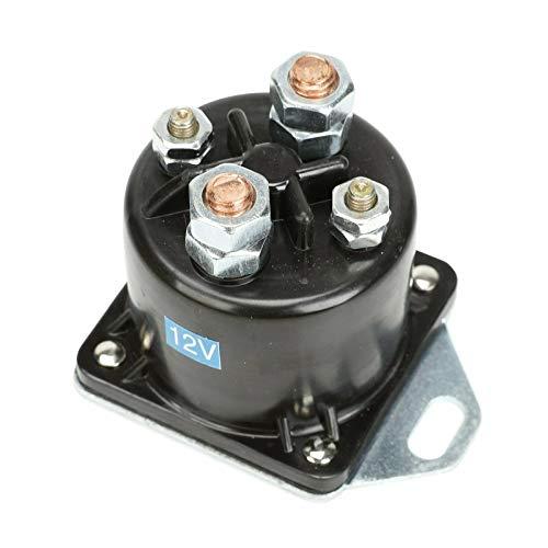 BETTERCLOUD Glow Plug Glowplug Relay Solenoid Kit Gray Compatible with 1995-2003 7.3L Powerstroke Diesel Replace F81Z-12B533-AC F81Z12B533AC 1828565C1