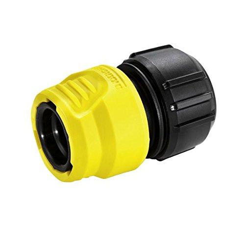 Kärcher 2.645-202.0 Schlauchkupplung (Universal mit Aqua Stop) schwarz