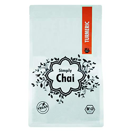 Simply Chai Turmeric, 1000g, 1er Pack