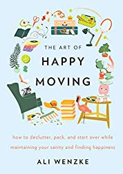 book cover: The Art of Happy Moving by Ali Wenzke
