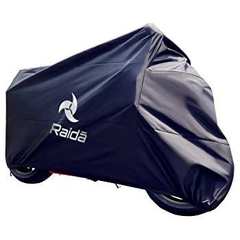 Raida RainPro Bike Cover for Royal Enfield Bullet 350 (Navy Blue)