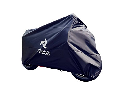 Raida RainPro Bike Cover for Suzuki Access 125 (Navy Blue)