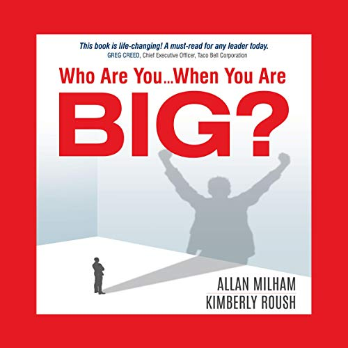 Couverture de Who Are You...When You Are Big?