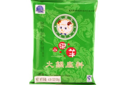 Little Sheep Hot Pot Feuertopf Sauce Mild 130g China