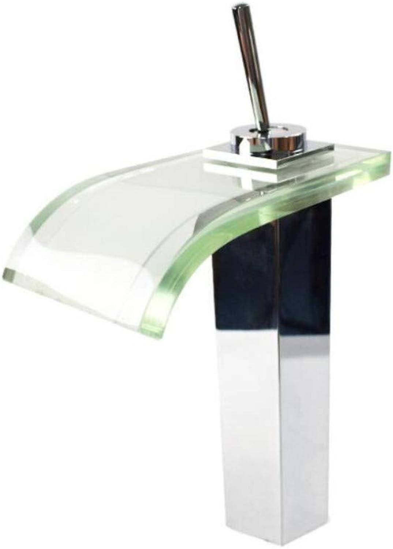 Bathroom Sink Basin Lever Mixer Tap Electroplating Faucet Basin Faucet
