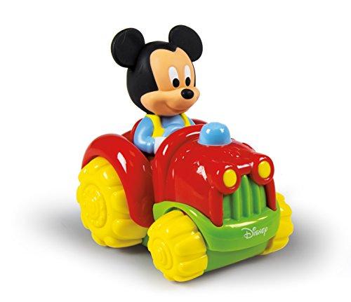 Mickey Mouse Disney - Cochecito con Sonido (Clementoni 149766)