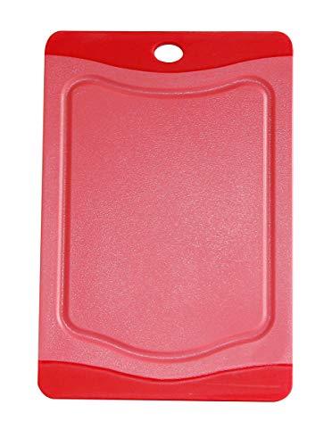 STONELINE 18140Tagliere, Plastica, Rosso, 20x 14cm