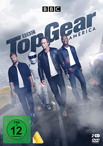 Top Gear America (2 DVDs)