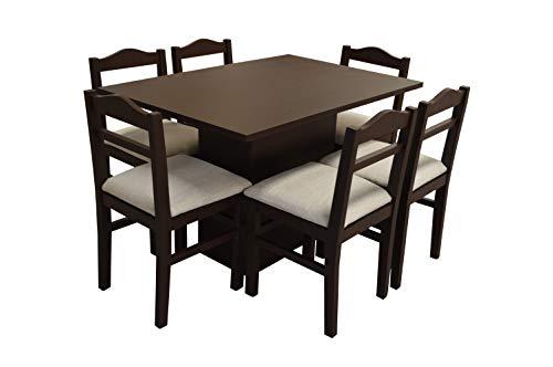 mesa plegable mainstays rectangular negro fabricante El Bazar Store
