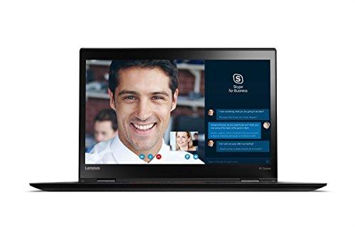 Lenovo X1 Carbon 4th Generation: Core i5-6300U, 256GB SSD, 8GB RAM, 14in Full HD Display, Windows 10 Pro (Renewed)