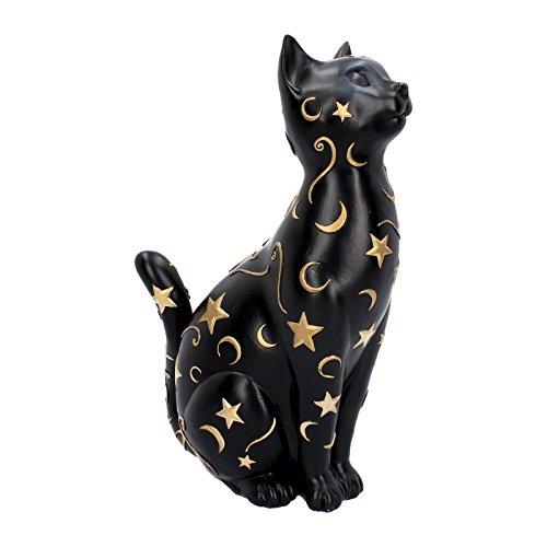 Nemesis Now Figurine Felis en résine 29cm Taille Unique Noir