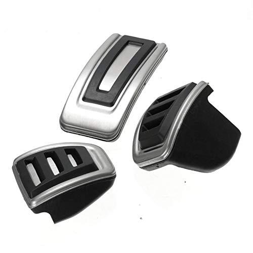 ZHHRHC 3Pcs / Set Kupplungspedale, für Skoda Seat Fabia, VW Polo 9N 6R Bora Golf MK4...