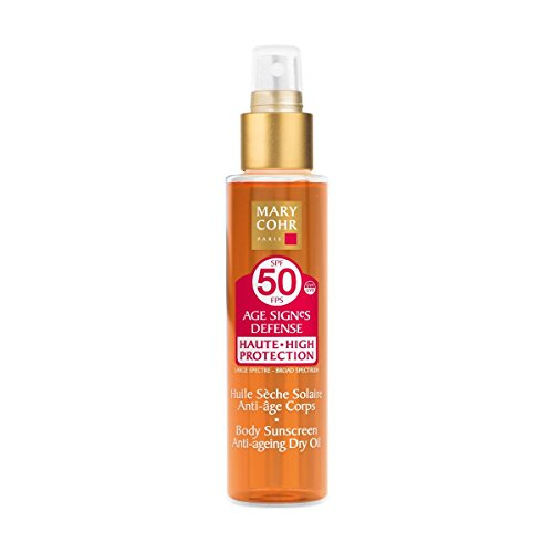 Body Sunscreen Dry Oil facteur spf 50