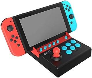 ipega PG-9136 ニンテンドースイッチ アーケードジョイスティック /ストリートファイター2用ゲームコントローラ