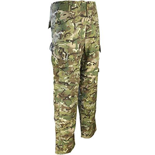 Kombat UK ACU Assault Pantalon pour Homme Motif Terrain Britannique Taille S