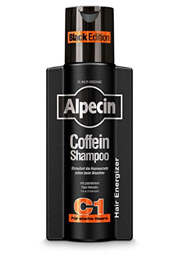 Alpecin Coffein-Shampoo C1 Black Edition