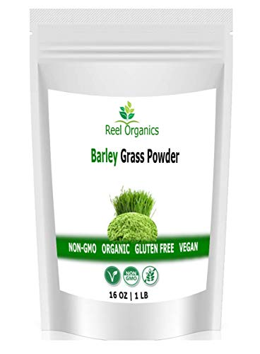 Barley Grass Powder (16 oz)