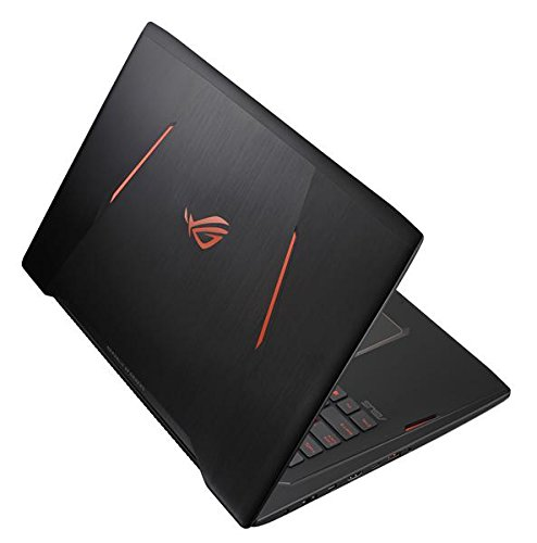 ASUS 43.942 cm LED Notebook - (Black) (AMD R7 1700 3 GHz, 16 GB RAM, 1000 GB Hybrid, AMD Radeon RX580, Windows 10 Home)