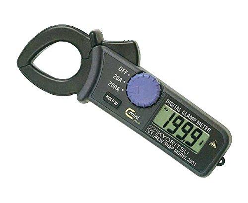 共立電気計器 (KYORITSU) 2031 キュースナップ・交流電流測定用クランプメータ