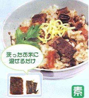 自然食品のたいよう 日岡 穴子ご飯の素 3合用 冷凍