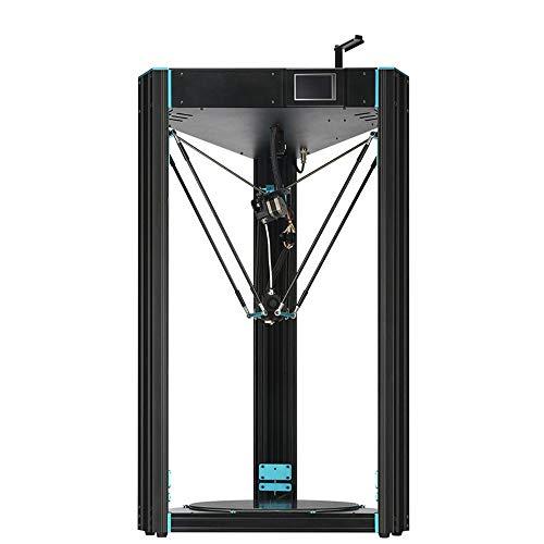 L.J.JZDY Imprimante 3D Poulie de l'imprimante 3D ou linéaire Plus la moitié de assemblé avec nivellement Automatique Grande Taille d'impression 3D kit 3D Bricolage