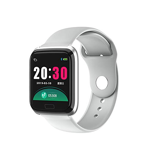 weituoli WT Robustes und langlebiges wasserdichtes Smart-Armband kann die Herzfrequenz der Anzahl der Sportuhren messen