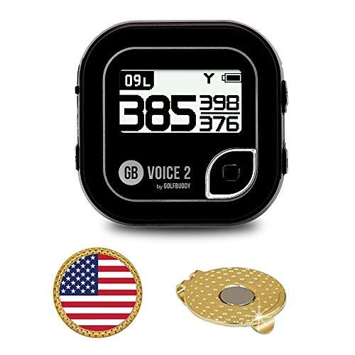 Le GPS de golf AMBA7 Golfbuddy voix 2