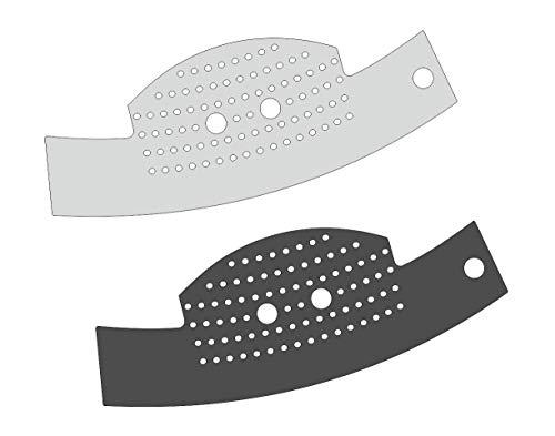 3 x Schutzfolie für Jura C5 C50 C55 C60 C65 - C Serie Impressa Tassenablage, Abtropfblech, Tassenplattform