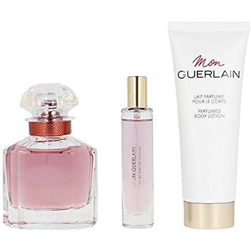 Guerlain mon guerlain eau parfum 50ml leche corporal 75ml eau parfum 10ml