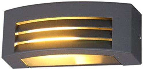 Licht-être incomparables aluminium extérieure avec lamelles pour de superbes effets de lumière nO2/1/003