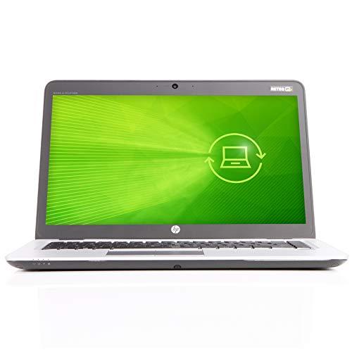 Amazon Renewed EliteBook 840 G3 Ultrabook 1 J. Garantie 35.6cm (14 Zoll ) Full-HD Intel Core i5 bis zu 3.0GHz 8GB RAM 256GB SSD Webcam Win10 Pro Softwarepaket (Generalüberholt) Black