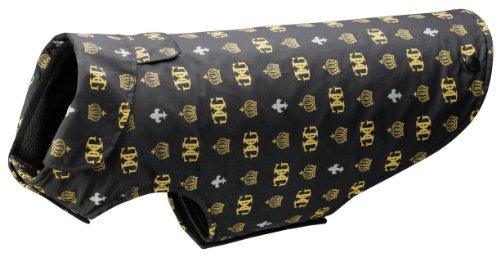 Karlie Hundemantel Ascot, Dog Couture Kollektion Glööckler, Grösse XL, 47cm