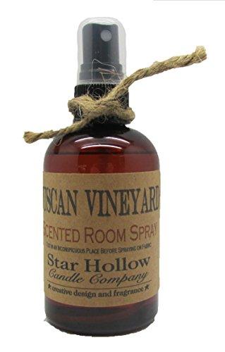 Star Hollow Candle Tuscan Vineyard Room Spray, 4 oz