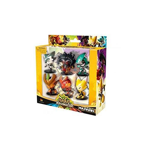 Ankama - Krosmaster Pack 6 Multiman
