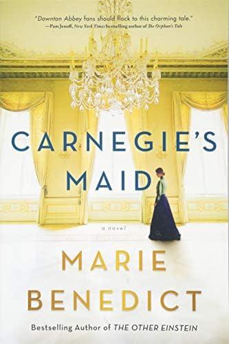 Carnegie s Maid A Novel product image