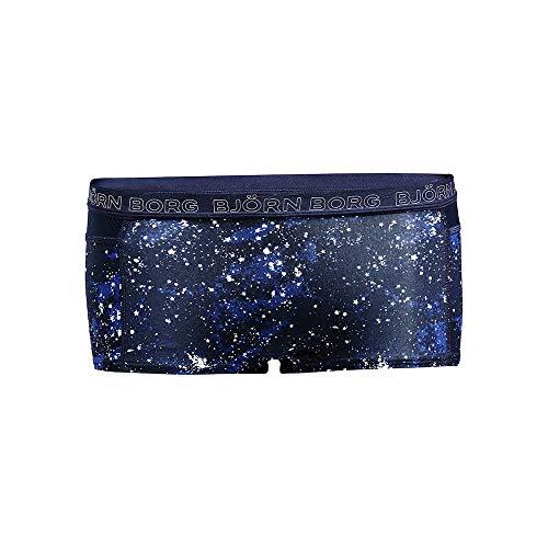 Björn Borg dames, Maia Mini Shorts donkerblauw, blauw, S ondergoed, S