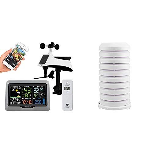 La Crosse Technology V40A-PRO-INT Wi-Fi Professional Weather Center