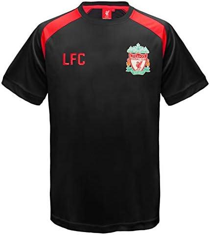 Liverpool FC Camiseta de entrenamiento Niño - Poliéster - Negro
